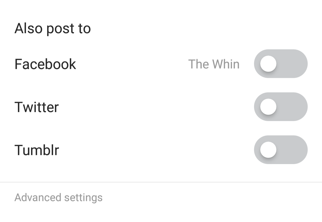 Facebook and Instagram - should I cross-post everything? - The Whin