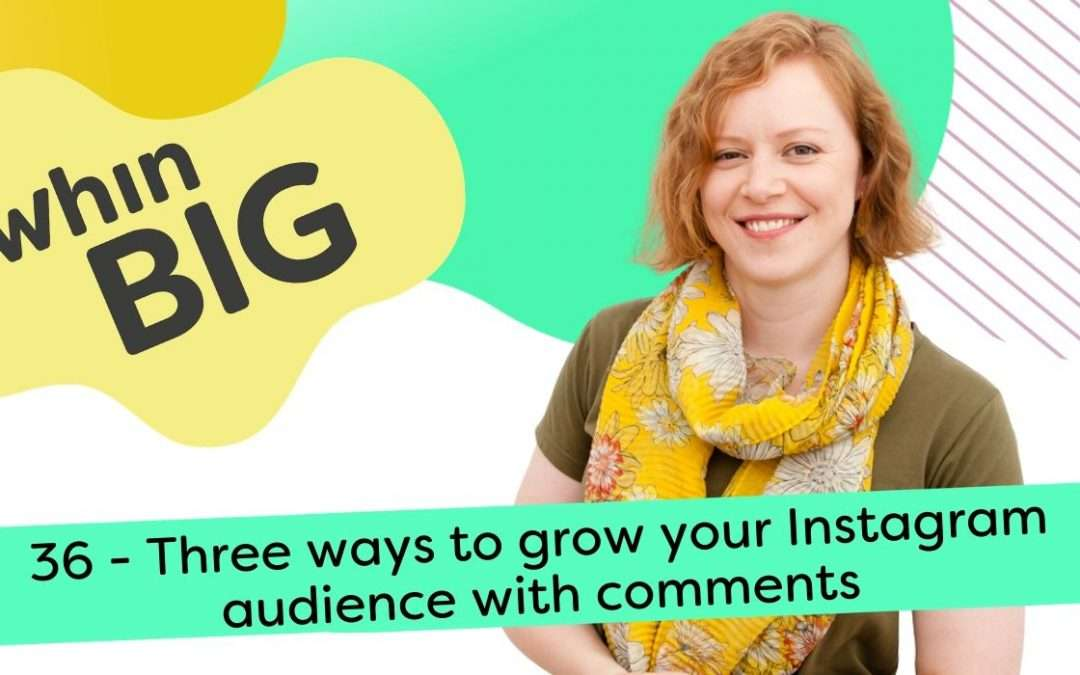 3 ways to grow your Instagram audience with comments