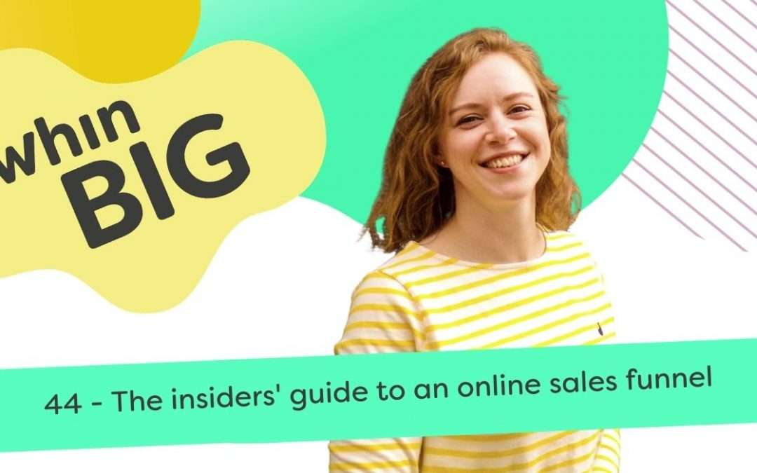 The insiders' guide to an online sales funnel
