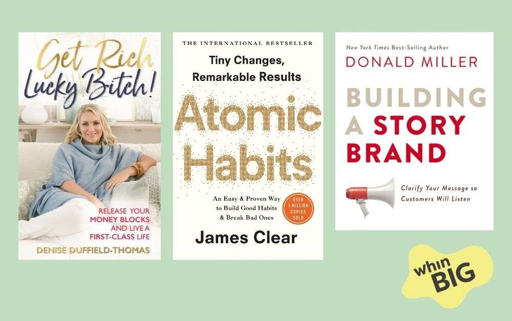 Best business books for small business owners