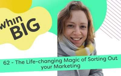 The Life-Changing Magic of Sorting Out your Marketing