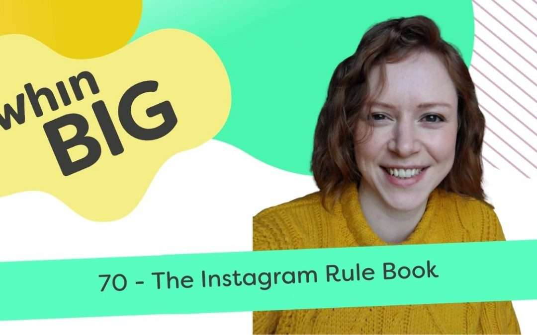 The Instagram Rule Book