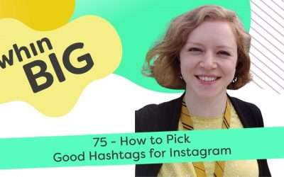 How to pick good hashtags for Instagram